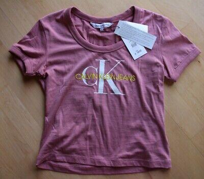Calvin Klein T-shirt Damen xs, in altrosa, nagelneu, Fehlkauf online kaufen