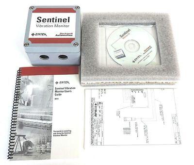 Nib Rockwell Automation 45778 Rev. B01 Sentinel Vibration Monitor 120240 Vac