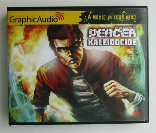 Graphic Audio Peacer Kaleidocide BK # 2, 6 CD