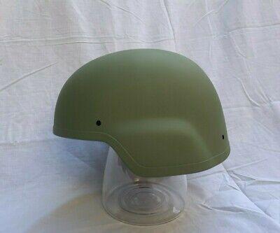 LIGHT WEIGHT CARBON FIBER Advanced Combat Helmet ACH, Large, 1lbs
