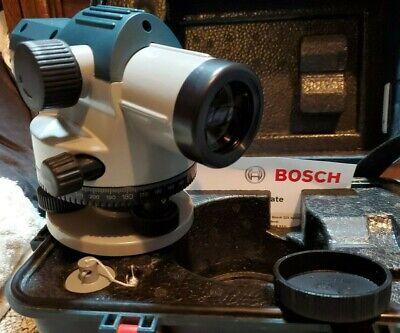Bosch 32x Automatic Optical Level Gol- 32 Professional Transit Brand New