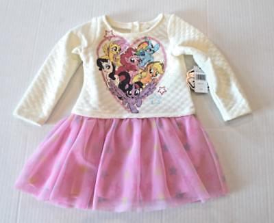 My Little Pony Tutu Skirt Dress Toddler Girl Size 2T NEW ()