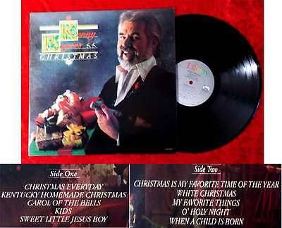 LP Kenny Rogers: Christmas (Liberty LOO 551115) US 1981