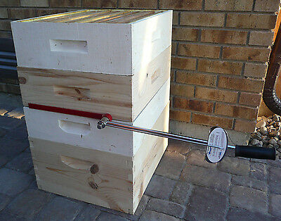 Bee Hive Weight Wrench Weighing Scale Tool Supers Or Whole Beehive Beekeeping