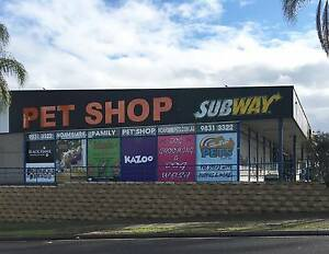Pet Shop / Pet Supplies Store - Western Sydney - WALK IN WALK OUT Kings Park Blacktown Area Preview