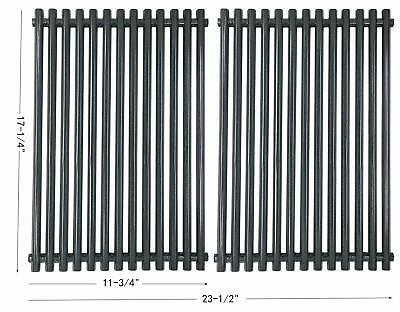 "17 1/4"" Barbecue Cooking Rack Grid Grates for Weber Spirit Genesis Grill Parts"