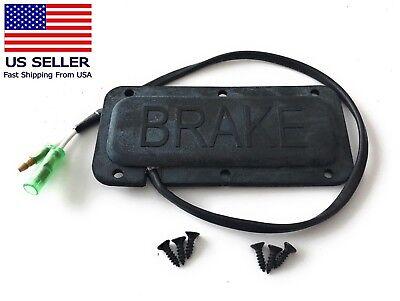 - New Brake Light Switch Pad Golf Cart Club Car EZGO Yamaha