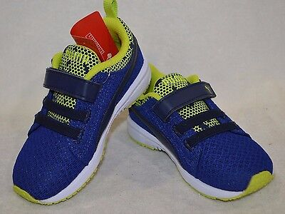 PUMA Toddler Boy's Carson Ruuner Blue/Peacoat Running Shoes-Assorted Sizes NWB