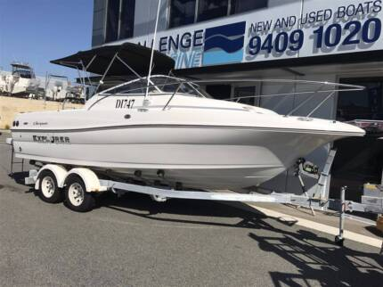 Campion 602 Sports Cruiser Fisherman