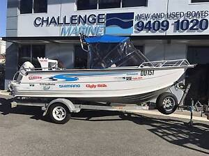 2008 Stacer 519 SeaMaster - 90hp Etec Wangara Wanneroo Area Preview