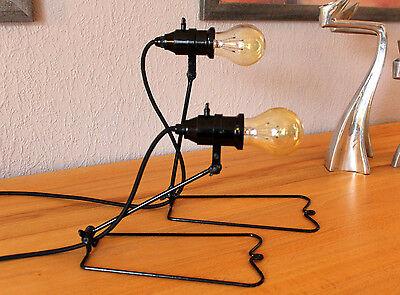 Bauhaus Schreibtischlampe Wand Lampe Prouve Ära