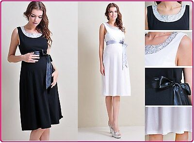 Maternity Evening dress,office Baby Shower Wedding Party formal skirts 210 (Office Baby Shower)
