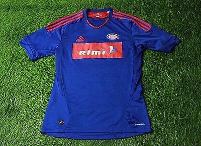 VALERENGA NORWAY 2010/2011 FOOTBALL SHIRT JERSEY HOME ADIDAS ORIGINAL SIZE S image