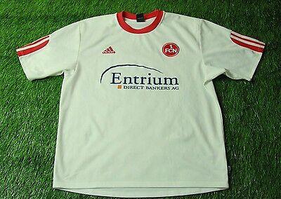 1.FC NURNBERG GERMANY 2002/2003 FOOTBALL SHIRT JERSEY AWAY ORIGINAL SIGNED image