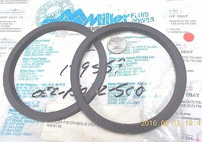 Miller 052-ps032-500 Cylinder Piston Seal Kit Lot Of 2