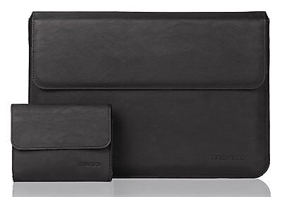 Mosiso Leather Sleeve Case for Macbook Air 13 Pro 13.3  2014 2015 2017 Touch