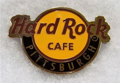 HARD ROCK CAFE PITTSBURGH CLASSIC LOGO MAGNET