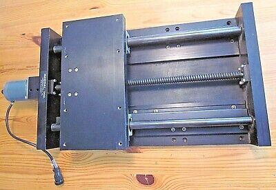 Daedal Msz301-m02 Usa Cnc Linear Slider Table Bed Stepper Effective Travel 12