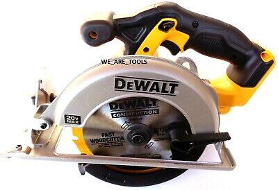 NEW Dewalt DCS393 20V Cordless Battery Circular Saw 6-1/2