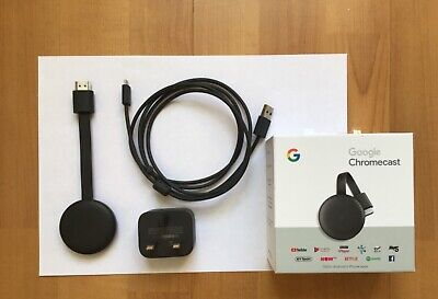 Google Chromecast 3rd Generation - Used once
