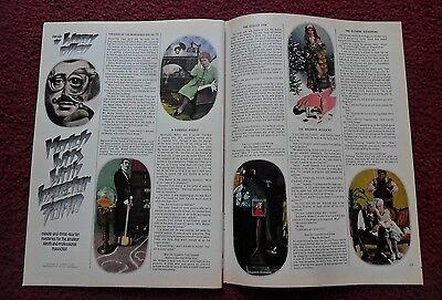 1972 Magazine Parody Article