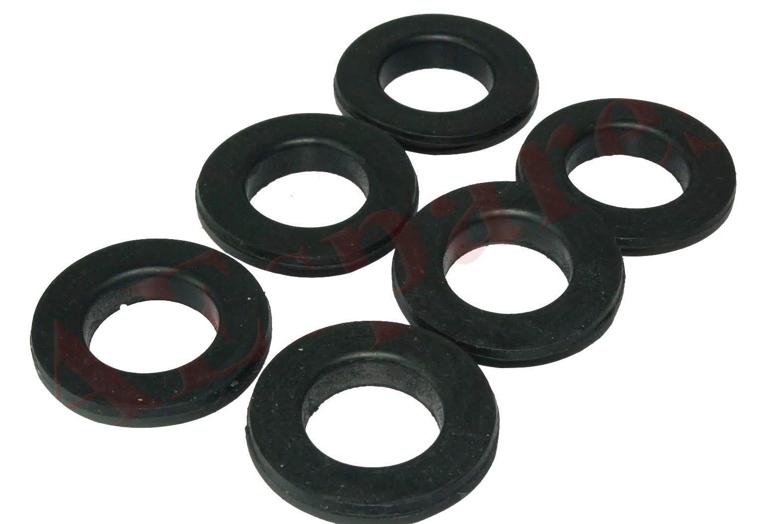 Shield Nozzle Rubber 6 Pc. Massey Ferguson 65 135 165 240 245 250 765 865 S2u