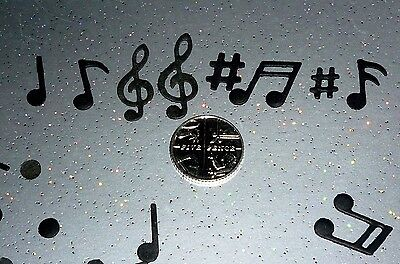 100+ or 200+  GORGEOUS MUSICAL NOTES TABLE CONFETTI/SPRINKLES. ALL OCCASIONS. a - Musical Note Centerpieces