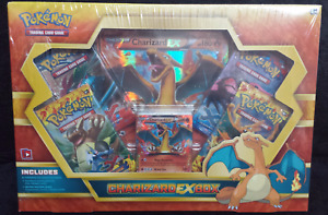 Charizard EX box Pokemon TCG Flashfire Brand new Unopened
