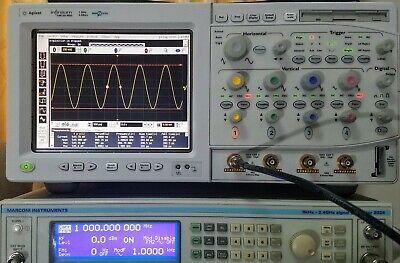 Agilent 54832d 416ch1 Ghz Mso Mixed-signal Infiniium Oscilloscope 8mpt - Hp