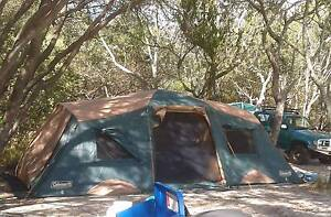 Coleman Montana 12 person Tent and Camping Equipment Package Coolum Beach Noosa Area Preview