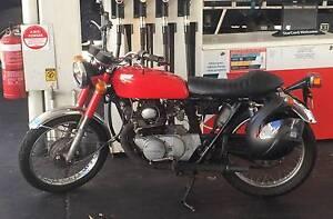 Honda CB175L Vintage Cafe Roadster Surry Hills Inner Sydney Preview