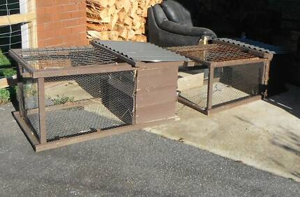 rabbit cages $60 each Devonport Devonport Area Preview