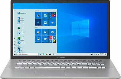 "ASUS - Vivobook 17.3"" Laptop - Intel Core 10th Gen i7 - 16GB Memory - 1TB SSD..."