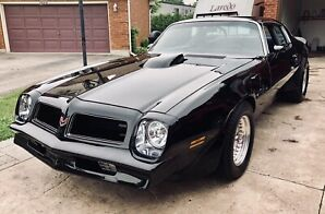 1976 Trans Am Fuel Injected 535 ci 6 spd auto paddle shift
