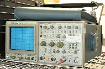 Tektronix 2445b 150mhz Oscilloscope