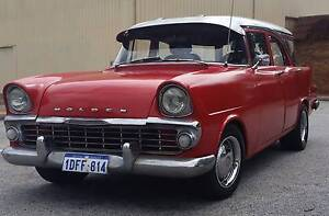 1962 Holden EK Station Sedan in sought after Automatic body - Lic Armadale Armadale Area Preview