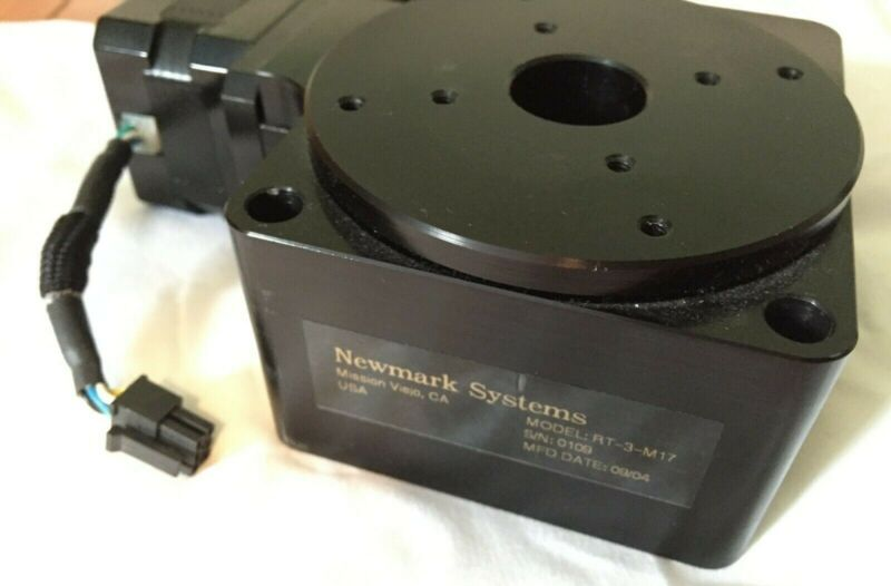 Newmark Systems RT-3-M17 Rotary Stage