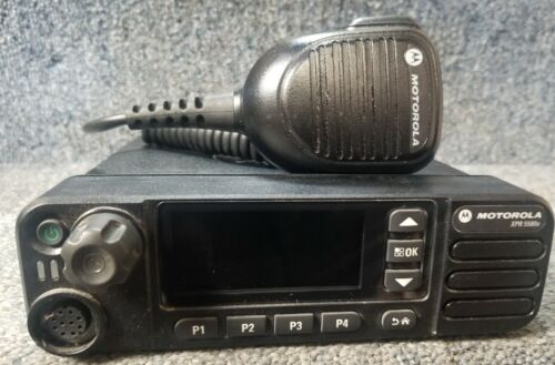 Motorola XPR5580e 800/900 Digital MotoTrbo ENABLED 35 Watt Radio w mic Buy 1 - 9