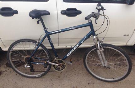 Giant Sedona Hybrid bike
