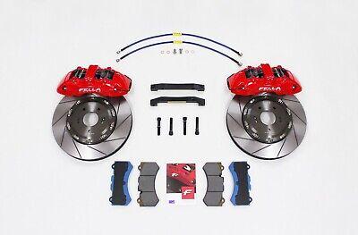 BBK FRONT 6P MONOBLOCK 380 × 34 Slot Rotor for STINGER 2.0T & 3.3T [FELLA]