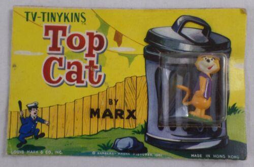 Top Cat - TV Tinykins - Marx - Hanna Barbera 1961 - Postcard - NEW