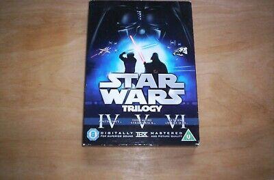 Star Wars - The Original Trilogy 6 Disc Box Set