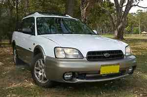 2000 Subaru Outback Ltd Abermain Cessnock Area Preview
