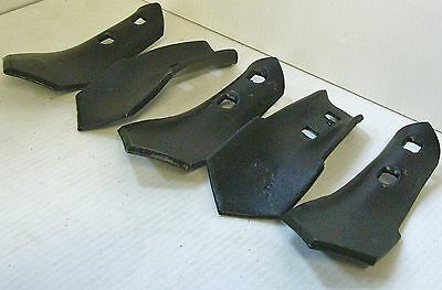 S Tine Sweep 2 Hole 2-34 Wide 716 Holes 14 Thick Cultivator Set Of 5
