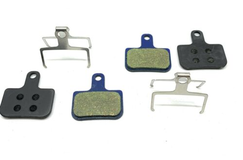 2 Pairs Bike brake pads resin for SRAM Level, T, TL, DB, Elixir, B8052,