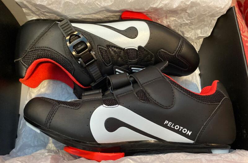 peleton cycling shoes 39