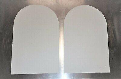 Waste Oil Heater Parts 2-pack Reznor Chamber Door Liner Board 210930 Hd 12