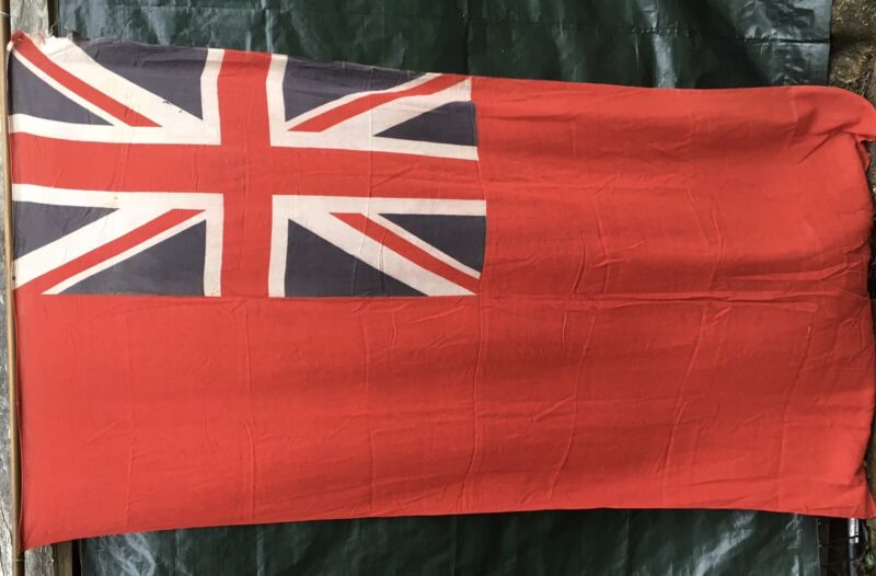 Red Ensign Red Duster 6