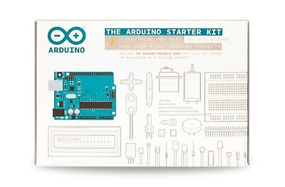Arduino Starter Kit - English Official Kit With 170 Page Book - K000007