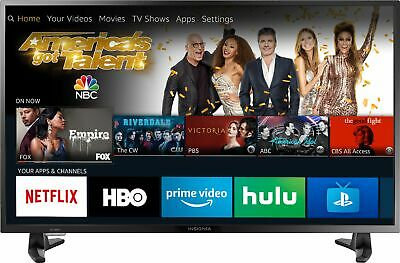 Insignia- 39Class LED - 1080p Smart - HDTV Fire TV Edition